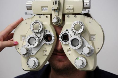 Optique Bien Vue - Test de vue